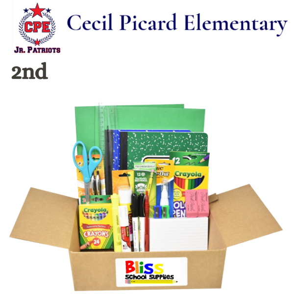 Cecil Picard Elementary - Second Grade