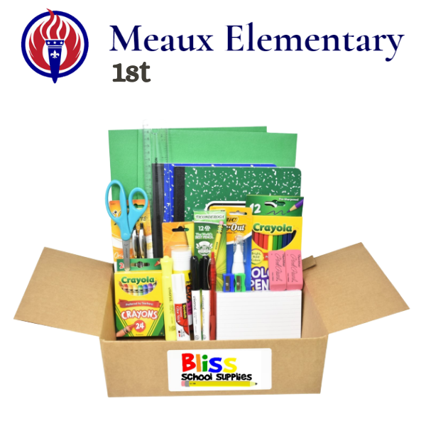 Meaux Elementary - First Grade