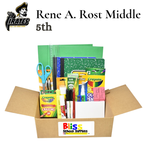 Rene A Rost Middle - Fifth Grade