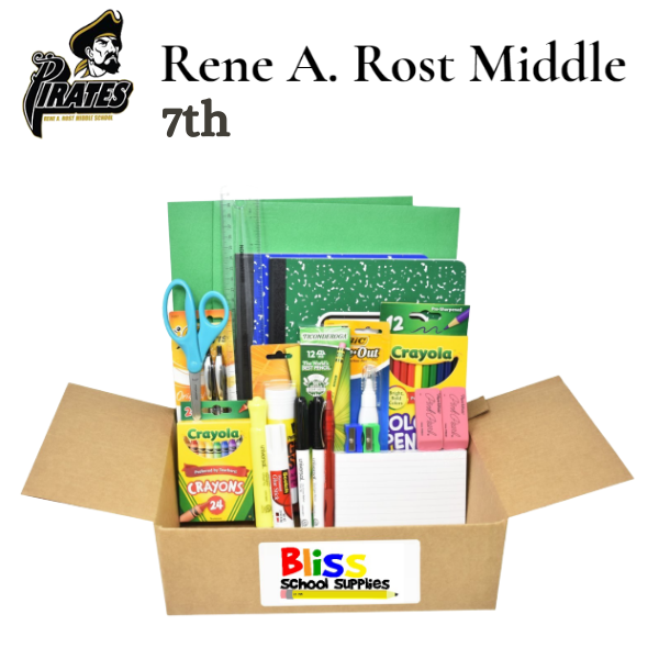 Rene A Rost Middle - Seventh Grade