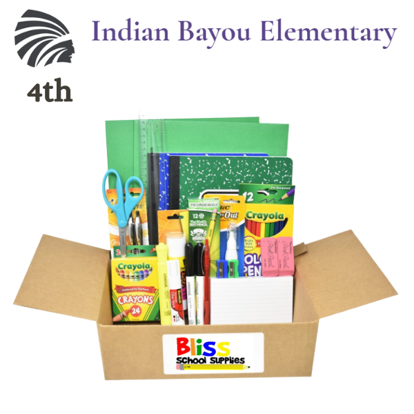 Indian Bayou Elementary - Fourth Grade