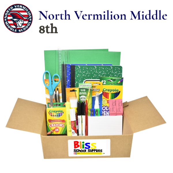 North Vermillion Middle - Eighth Grade