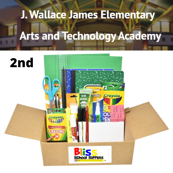 J. Wallace James Elementary - Second Grade