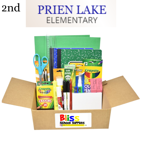 Prien Lake Elementary - Second Grade