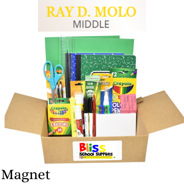 Ray D. Molo Middle - Magnet