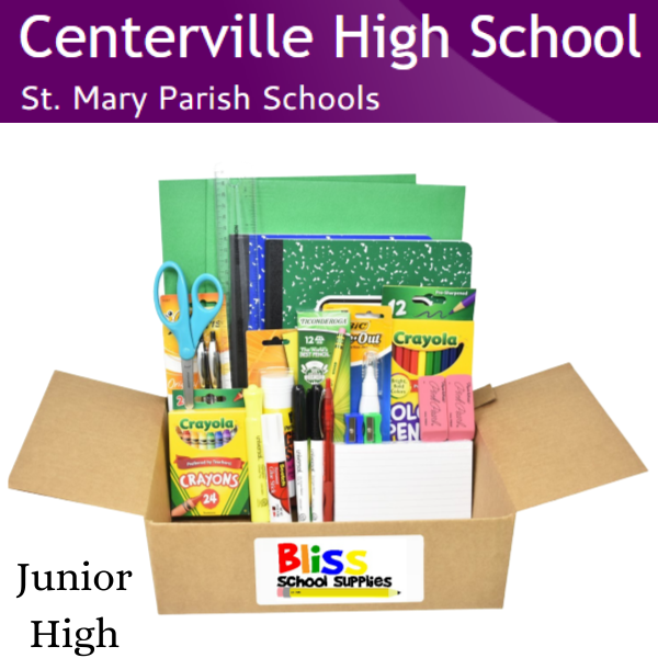 Centerville High - Junior High Students
