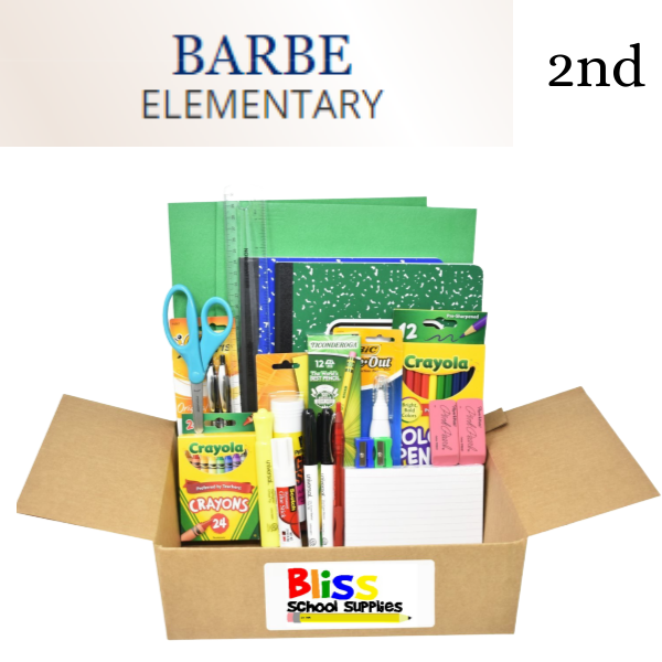 Barbe Elementary - Second Grade