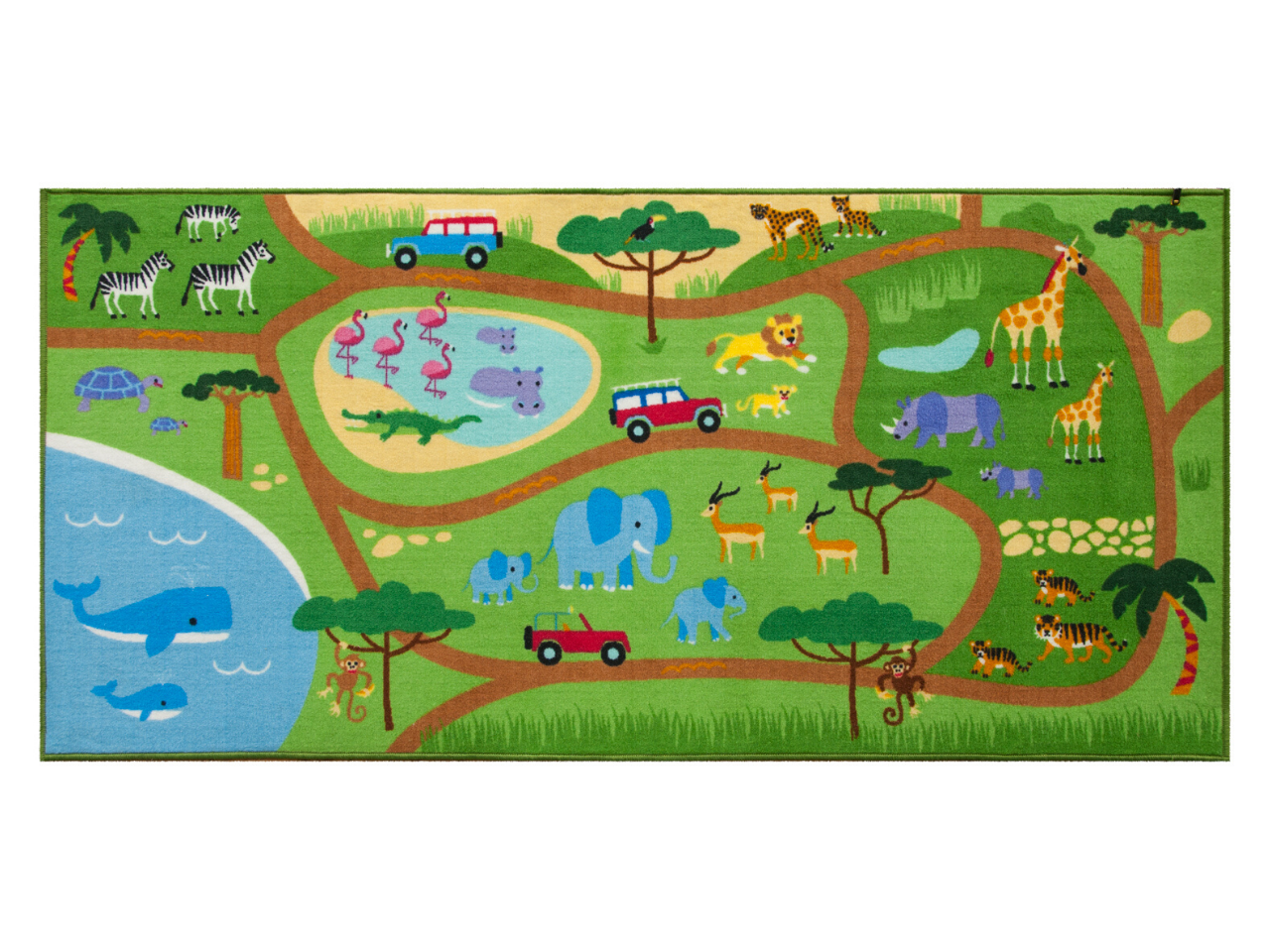 Safari - Play Rug