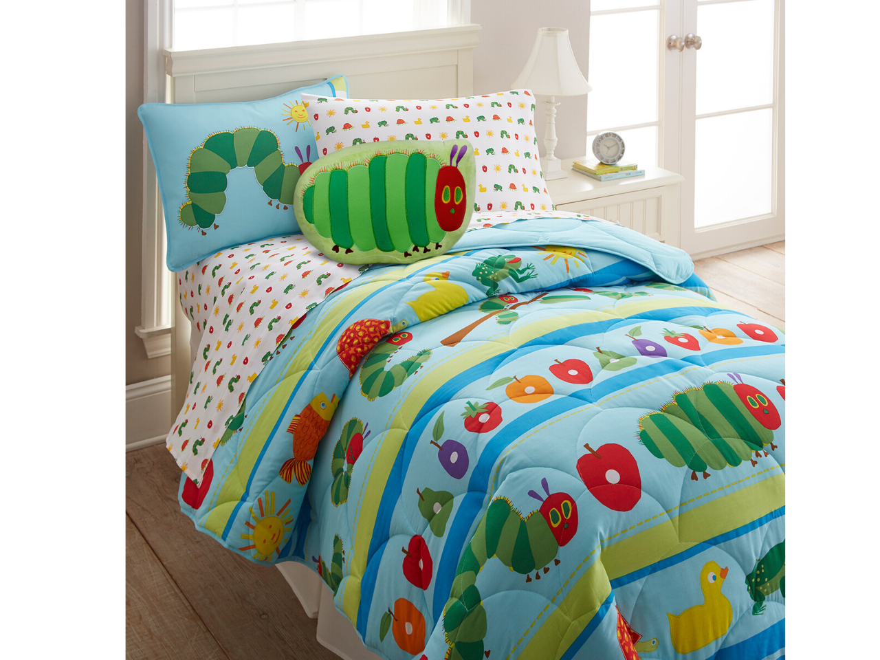 Plush Pillow - The Very Hungry Caterpillar