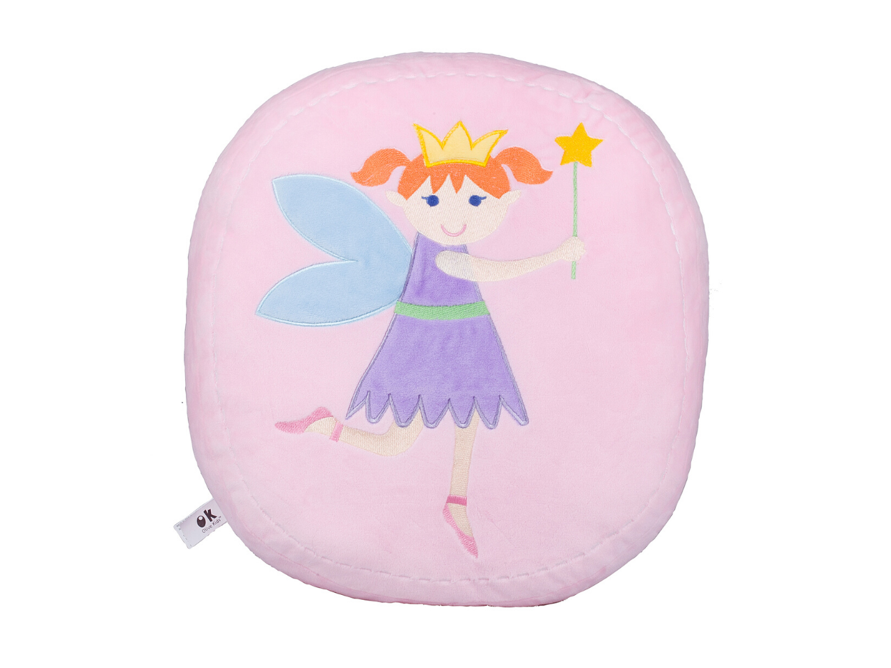 Plush Pillow - Fairy Princess