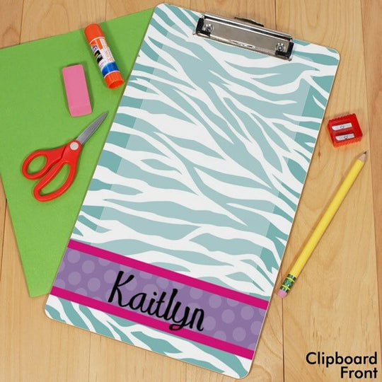 Personalized Clipboard for Her