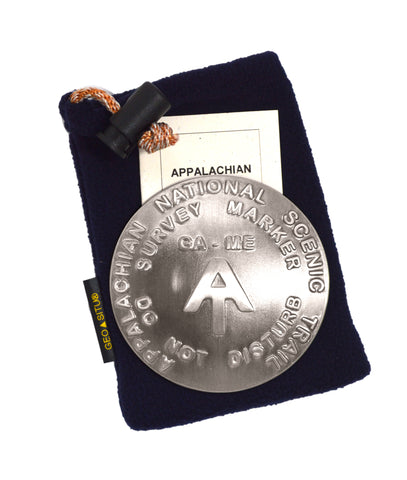 Appalachian Trail - Georgia to Maine Paperweight
