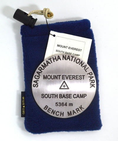 Everest South Base Camp Paperweight