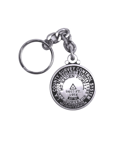 Baden Powell Key Chain