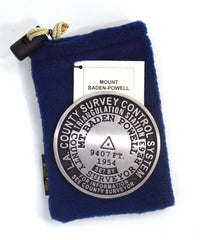 Baden Powell Paperweight