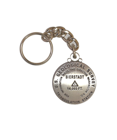 Bierstadt Key Chain