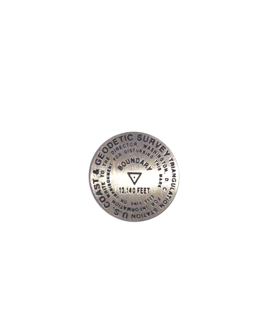 Boundary Peak Pin