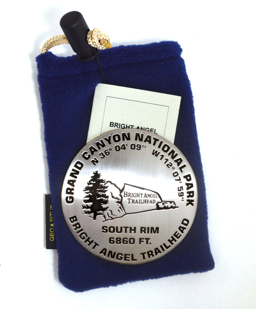 Bright Angel Trailhead Paperweight