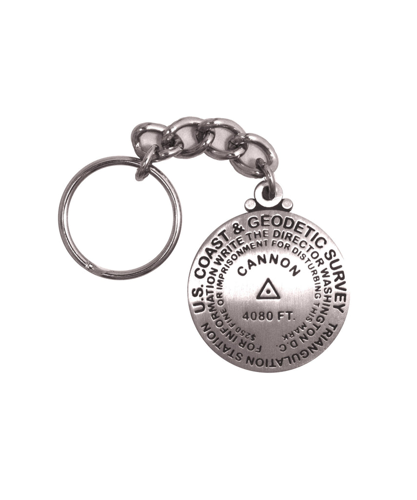 Cannon Key Chain