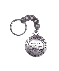 Conundrum Peak Key Chain