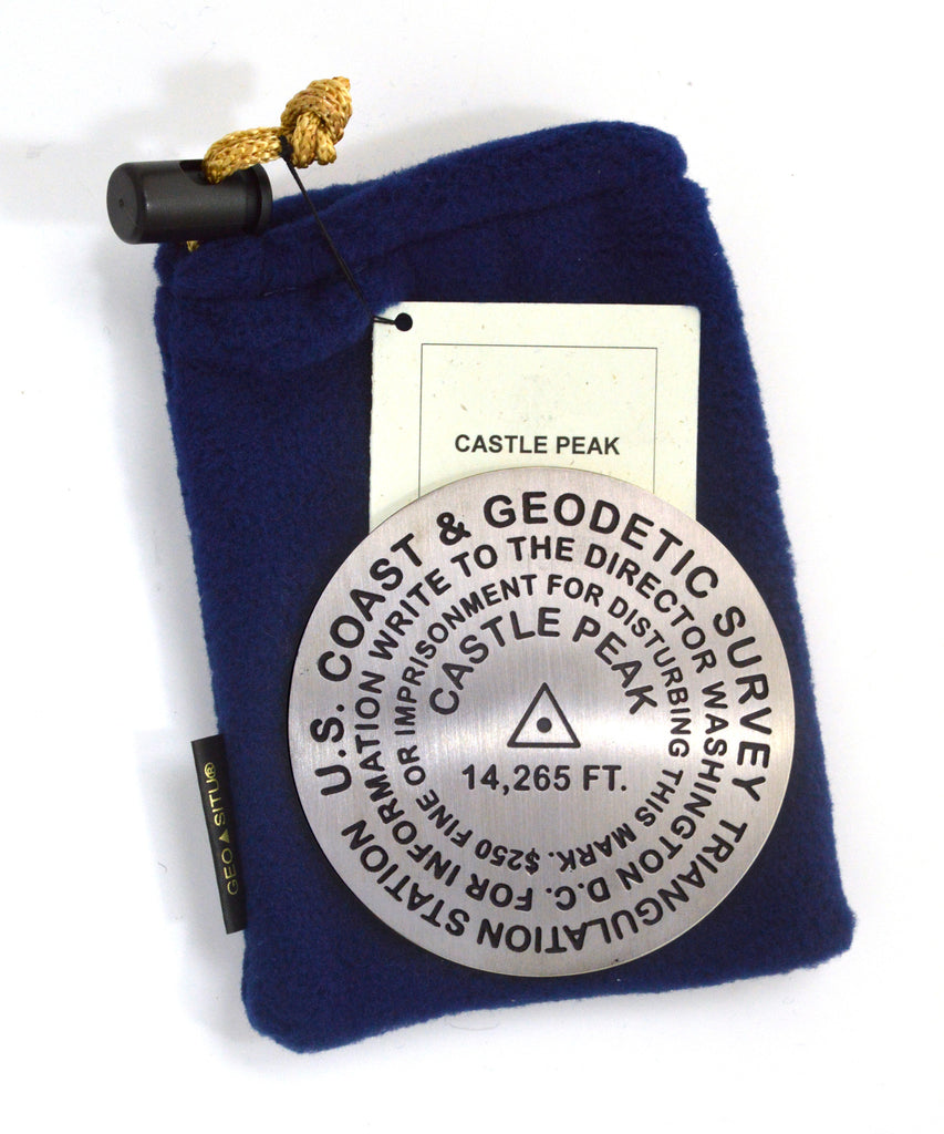 Castle Peak Paperweight