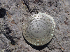 Humphreys Peak (Frisco) Paperweight