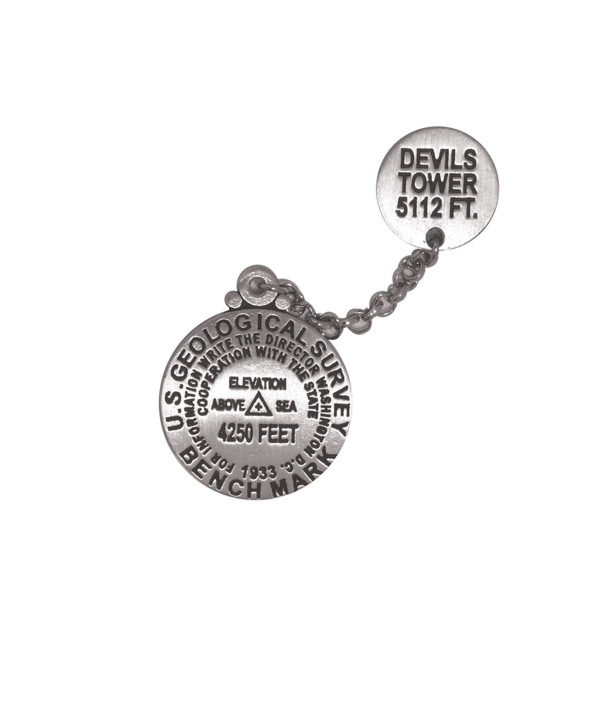Devils Tower 2-pc Pin