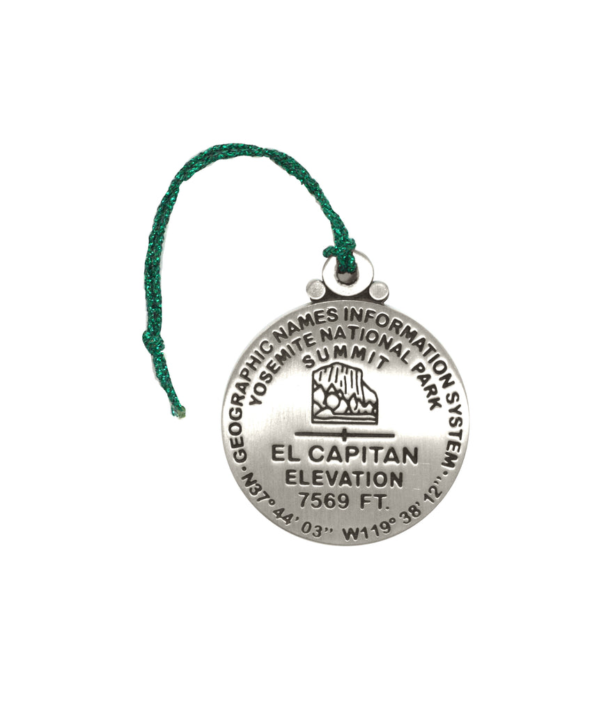El Capitan GNIS Ornament