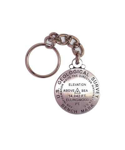 Ellingwood Point Key Chain