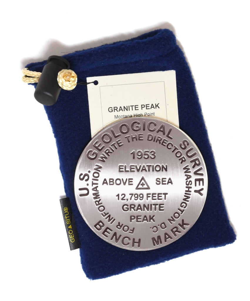 Granite Peak Paperweight