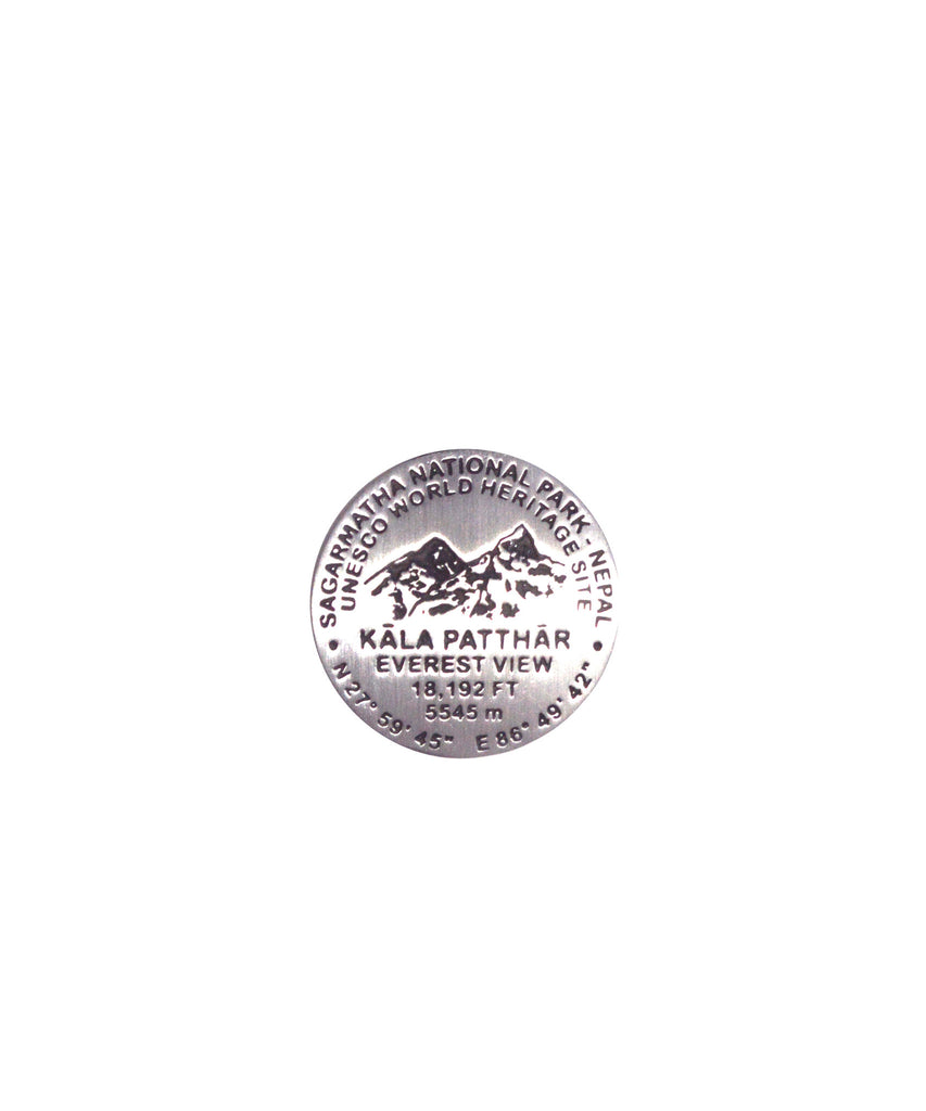 Kala Patthar UNESCO Heritage Site Pin