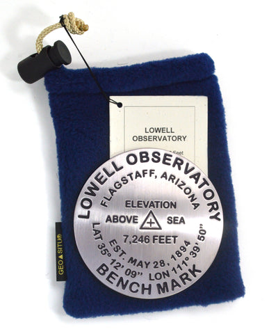 Lowell Observatory Paperweight