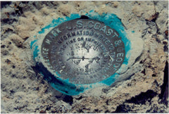 Meteor Crater Paperweight