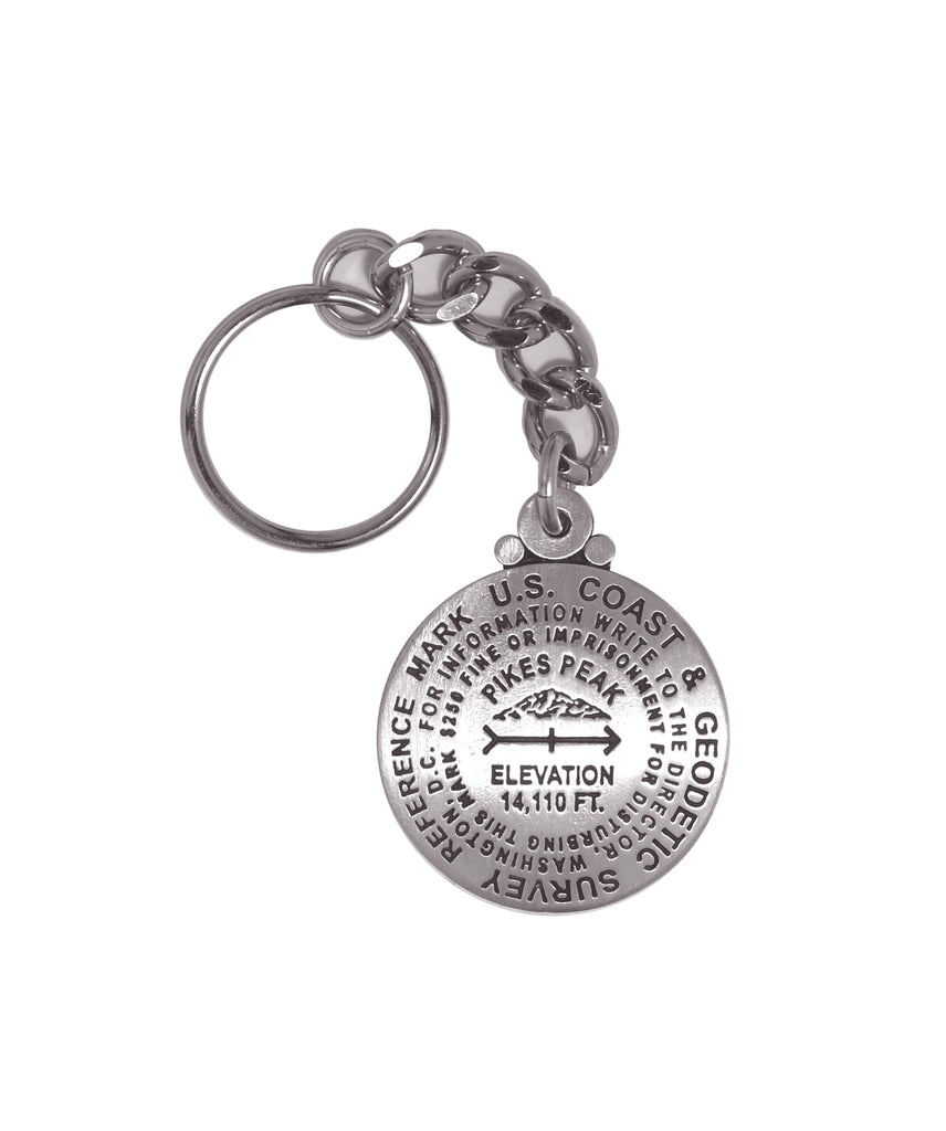 Pikes Peak Key Chain