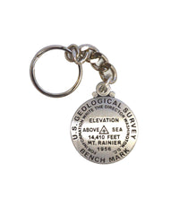 Rainier Key Chain