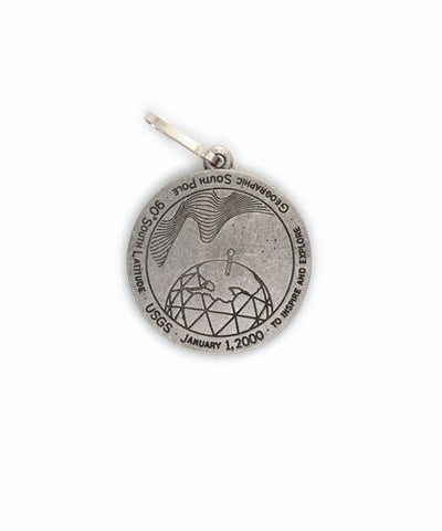South Pole 2000 Zipperpull-Pendant