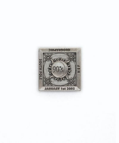 South Pole 2005 Pin