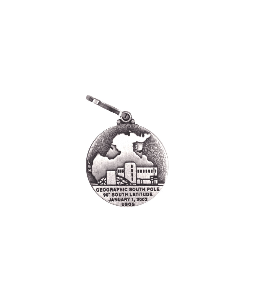 South Pole 2002 Zipperpull-Pendant