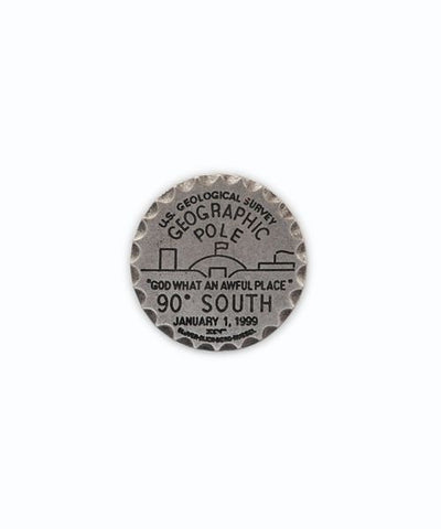 South Pole 1999 Pin