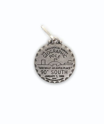 South Pole 1999 Zipperpull-Pendant