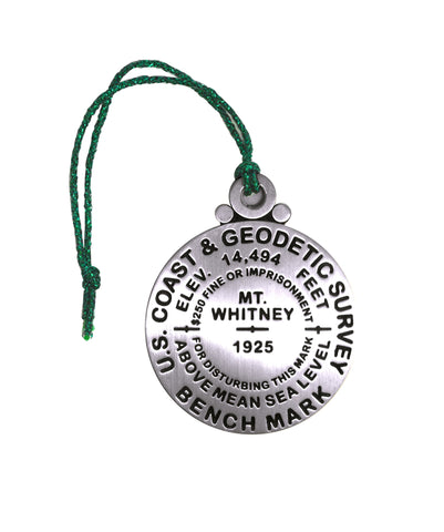 Whitney Ornament