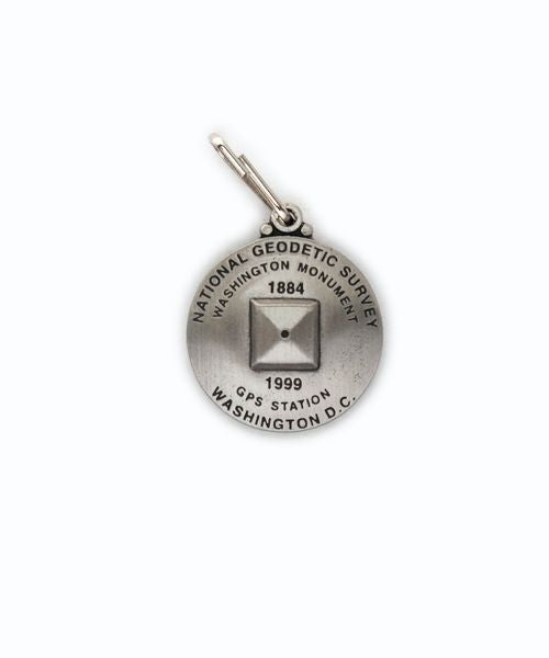 Washington Monument Zipperpull-Pendant