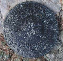 Wheeler Peak (New Mexico) Zipperpull-Pendant