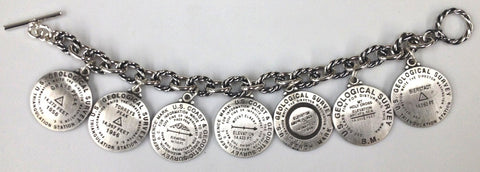 Sterling Antique Silver Bracelet