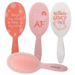 Framar Holi-Yay Detangling Brushes