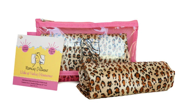 Travel Bag Pillow Case Set