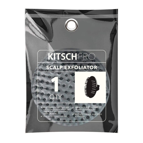 Shampoo Brush & Scalp Exfoliator