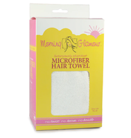 Microfiber Hair Towel