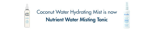 Nutrient Water Misting Tonic