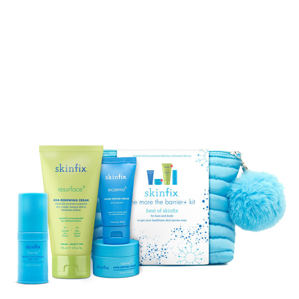 The More the Barrier+ Holiday Kit ($86 value)